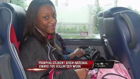 Teenager Honored in Washington DC for Volunteer Work | Global Volunteering | Scoop.it