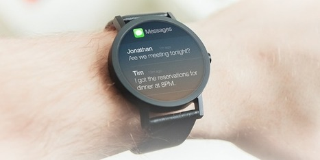 Here's One Way Apple's Smartwatch could be Better than anything Else | Leadership and Talent Development | Scoop.it