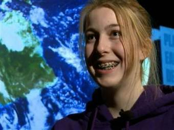 15-year-old Astronaut Abby fuels her outreach mission with social media - NBCNews.com (blog) | Social zoo | Scoop.it