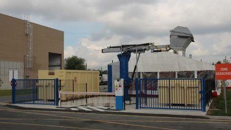 Sita innove dans la déchetterie fluviale - Construction Cayola | triporteur | Scoop.it