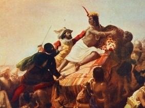 Francisco Pizarro - Exploration - HISTORY.com | WMS European Explorers | Scoop.it