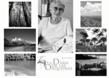 Maevia Noemí Correa, la Dama de las orquídeas | Científicos: biología, medicina, química, geología | Scoop.it