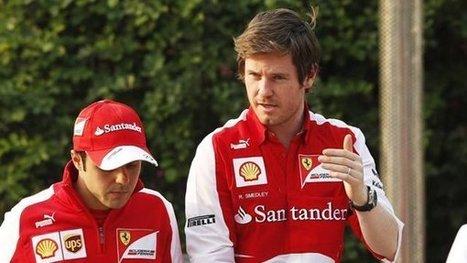 Formula 1 - Smedley joins Massa at Williams - Yahoo Eurosport UK | F1 news 2014 | Scoop.it
