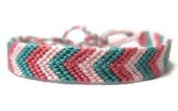 DIY Friendship Bracelets | How the mind works | Scoop.it