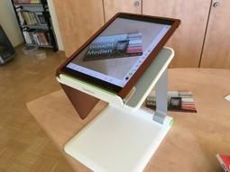 Portabler Tablet-Halter | iPad in der Schule | Lernen mit iPad | Scoop.it