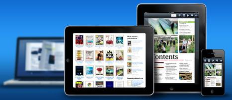 Pubblica e condividi le tue pubblicazioni in tutto il mondo con Calaméo | Come Creare Una Rivista Digitale Online | Scoop.it