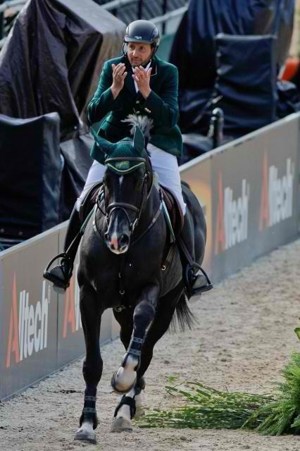 Olympic Jumping: Saudi horse Presley Boy in intensive care with laminitis - Horse & Hound | Hoofcare and Lameness | Scoop.it