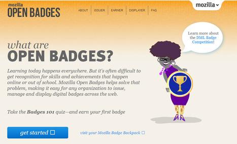 Open Badges | InRural | Scoop.it