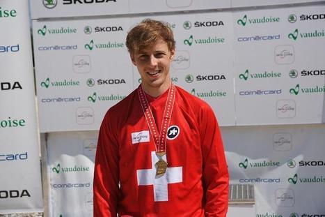 Elite Schweizermeister David Graf | BMX-Racing News Blog | Scoop.it