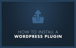 Installare plugin per Wordpress: come? - Facile, se sai come farlo! | blog | Scoop.it