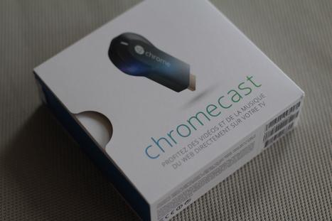 Le Chromecast peut diffuser des lives en direct depuis YouTube | PayTV, OTT, Broadcast, DRM | Scoop.it