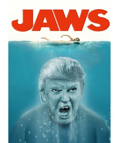 Donald Trump Inserted Into Famous Horror Movies Is Oddly Fitting | Vloasis humor | Scoop.it