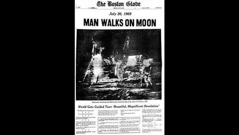 Man on the moon: 'A magnificent desolation' | Politically Incorrect | Scoop.it