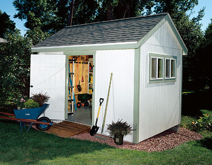 Build Your Own Garden Shed From PM Plans | shed plans | Scoop.it