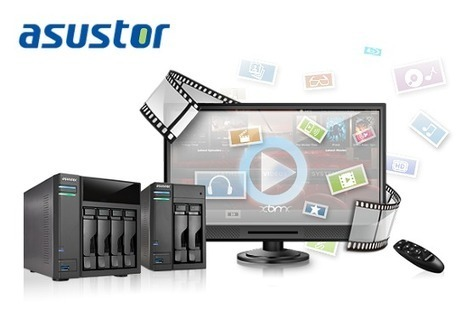 ASUSTOR Announces New AS 3 Series NAS With XBMC, FTP Explorer and More | Cotés' Tech | Scoop.it