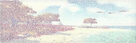 No Man's Sky - No Mans Sky ASCII Art | ASCII Art | Scoop.it