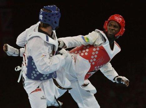 Gabon fighter makes Olympic history - ModernGhana.com   london-olympics-4kiddies   Scoop.it