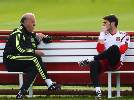 Vicente del Bosque fue más amigo que técnico | MUNDIAL 2014 | Scoop.it