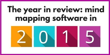 Mind mapping software in 2015: The year in review | Visual Thinking | Scoop.it