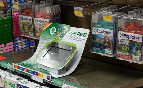 Tablettes pour enfants, l'embarras du choix - 20minutes.fr | la jeunesse | Scoop.it