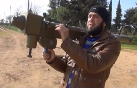 Arms Shipments Seen From Sudan to Syria Rebels | International politics | Scoop.it