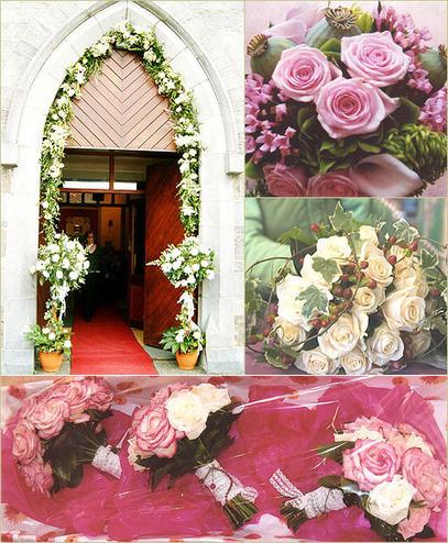 Weddings --- The Flower House   Tina's Artist   Scoop.it