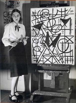 10 Female Abstract Expressionists You Should Know | Curiosités planétaires | Scoop.it