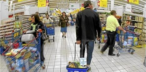 Leclerc en passe de dépasser le groupe Carrefour | Actualité de l'Industrie Agroalimentaire | agro-media.fr | Scoop.it