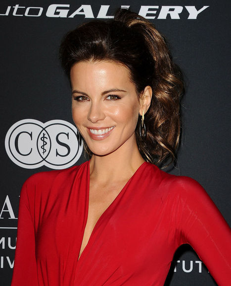 Kate Beckinsale Wore the Most Perfect Ponytail the World Has Ever Seen and I ... - Glamour (blog)   Hair style   Scoop.it