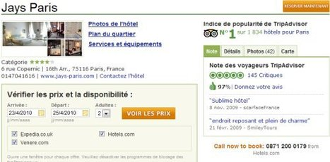 Expedia hit with major fine in France over misleading marketing | Tnooz | information technology & tourism | Scoop.it