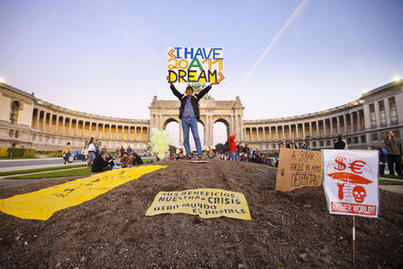 Moins de censure en Belgique? : Les Indignés et Occupy Wall Street manifesteront à Bruxelles le 12mai | #marchedesbanlieues -> #occupynnocents | Scoop.it