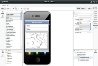 Maqetta: HTML5 Mobile Web Development in a Browser | Jelastic ... | Guildernet | Scoop.it