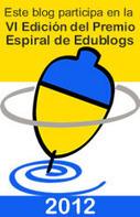 Blogs ganadores del VI Premio Espiral de Edublogs 2012 | #REDXXI | Scoop.it