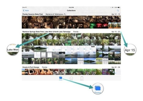 How to view your iPad Photo library by Geolocation | Go Go Learning | Scoop.it