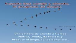 PowerPoint - El vuelo de los Gansos | Portafolio digital Doris Ortega M. | Scoop.it