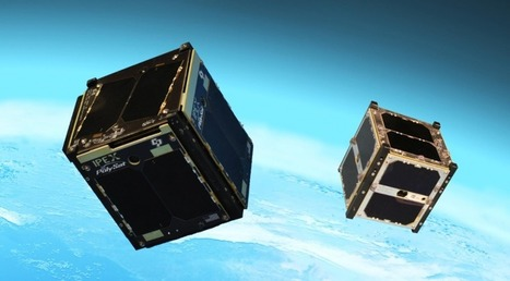Report endorses greater use of cubesats for science missions | SpaceNews.com | The NewSpace Daily | Scoop.it