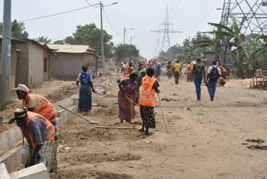 Les rues de Kamenge bientôt pavées - CTB Burundi | Interest | Scoop.it