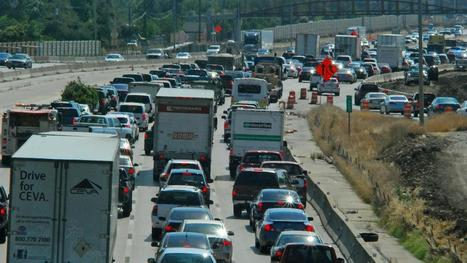Think traffic is bad here? Study says Dallas congestion could be much, much ... - Dallas Business Journal   QwikWash America! In Our Community   Scoop.it