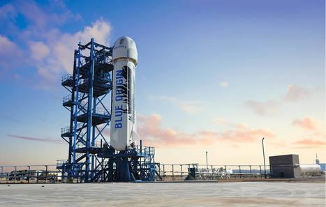 Jeff Bezos Just Beat Elon Musk to Vertically Landing a Rocket | 21st Century Craft & Pride | Scoop.it