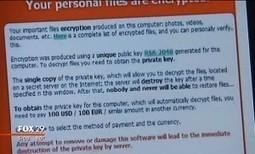 CryptoLocker Virus: FBI Warns People About New Malware | Talking Tech | Scoop.it