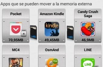 Como Mover Aplicaciones Android a la tarjeta SD | Zonda | Scoop.it