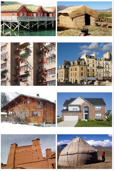 Ma maison, ma planète ... et moi - Fiches documentaires | Le site de la Fondation La main à la pâte | Ressources pour la Technologie au College | Scoop.it