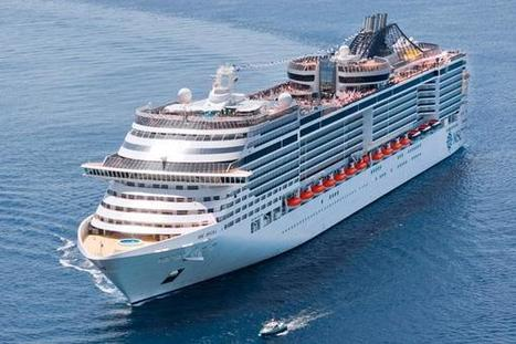 Affordable, Fast Internet Now Available - MSC Cruises - Tremendous Cruises | Mediterranean Cruise Advice | Scoop.it