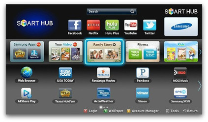 Samsung Smart TV security hole allows hackers to watch you, change channels or plug in malware | Wepyirang | Scoop.it