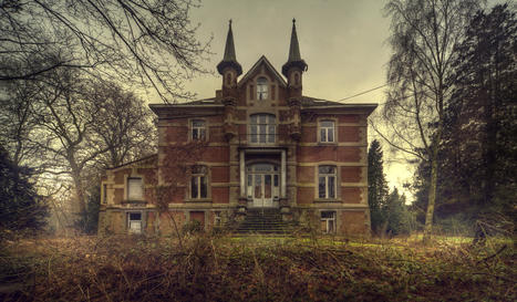 The ghosts and beauty of abandoned locations | Foto | Scoop.it