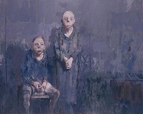 Jean Rustin  #Art #Painting #Peintures | No. | Scoop.it
