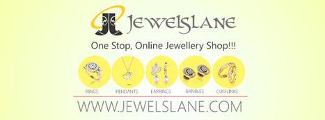 Get Online Gold and Diamond Jewellery Shopping - Jewelslane | Diamond Jewellery India | Scoop.it