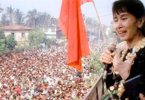 The beginning | Aung San Suu Kyi: an international icon of resistance and hope | Scoop.it