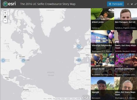 Crowdsourcing Story Maps and Privacy | Everything is related to everything else | Scoop.it