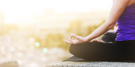 10-Minute Yoga for Stress Relief - Huffington Post   PTSD   Scoop.it